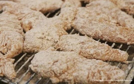 Breaded Chicken Tenders