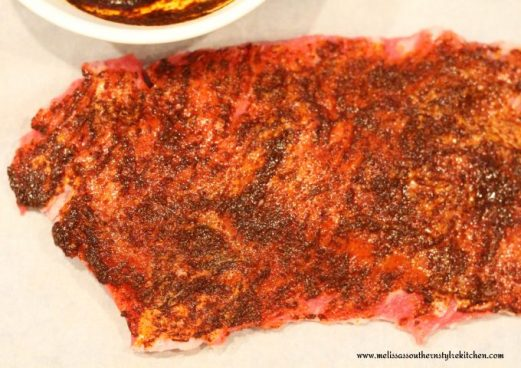 Grilled Chili Rubbed Skirt Steak