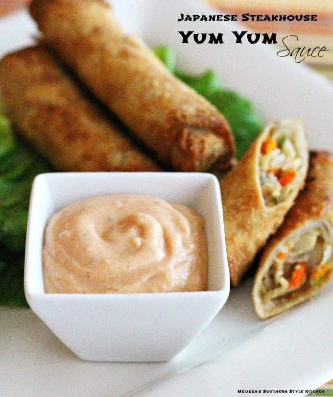 Japanese Steakhouse Yum Yum Sauce