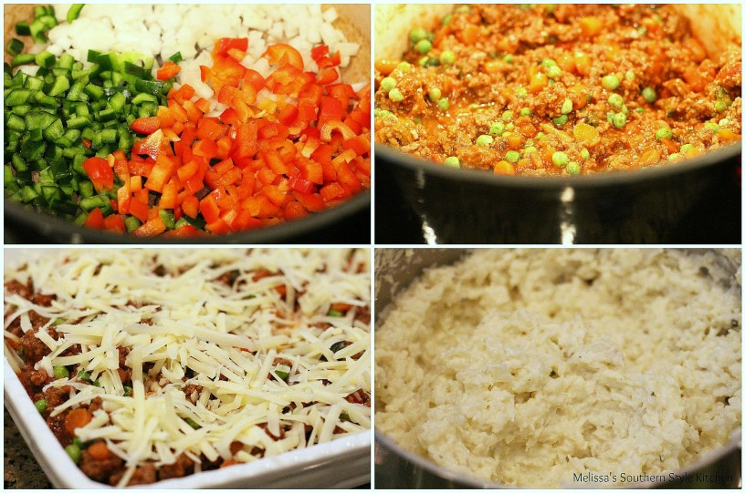 peppers-onion-ground-beef-in-a- skillet