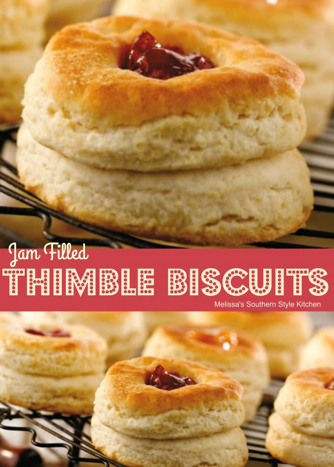Thimble Biscuits