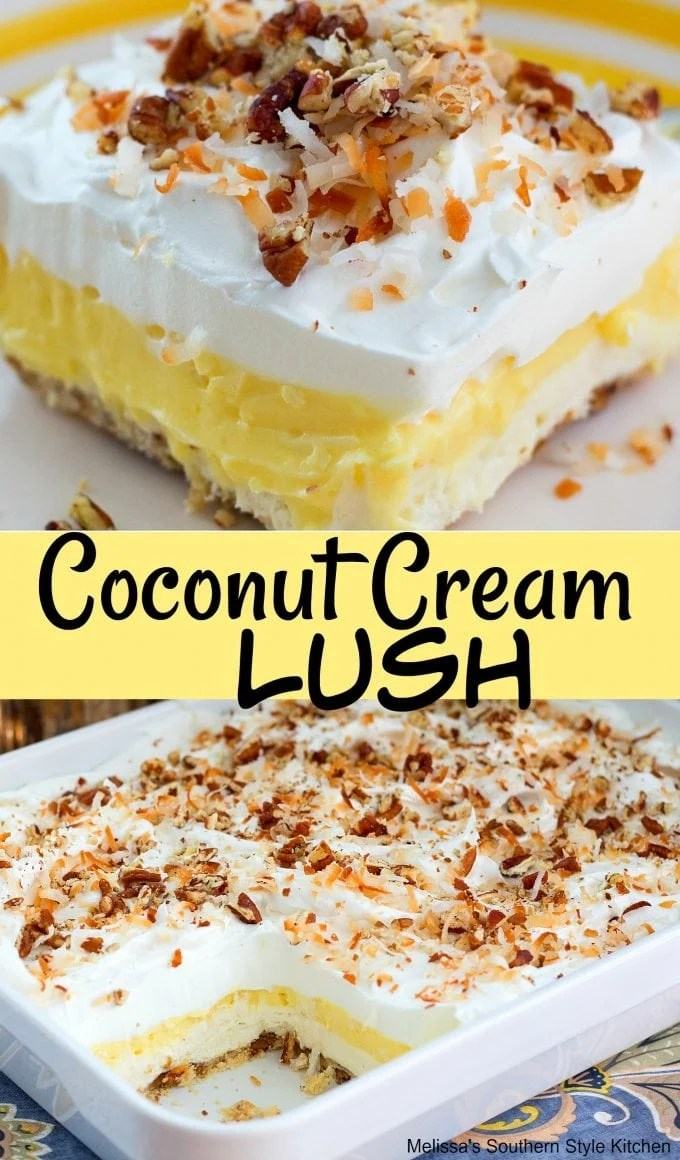 Coconut Cream Lush
