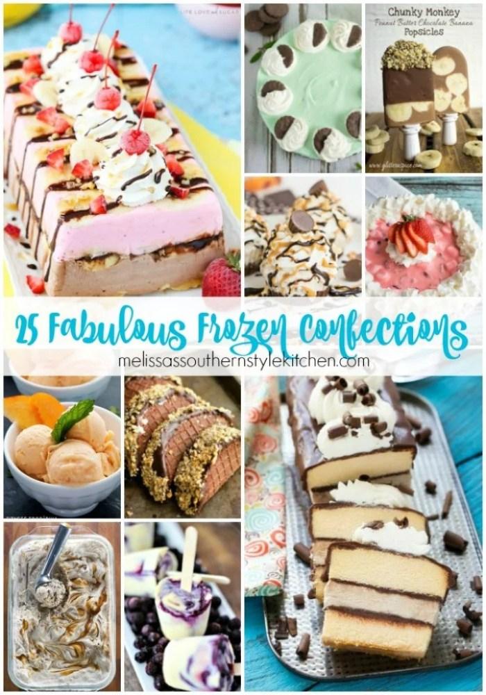25 Fabulous Frozen Confections   Melissa's Southern Style Kitchen
