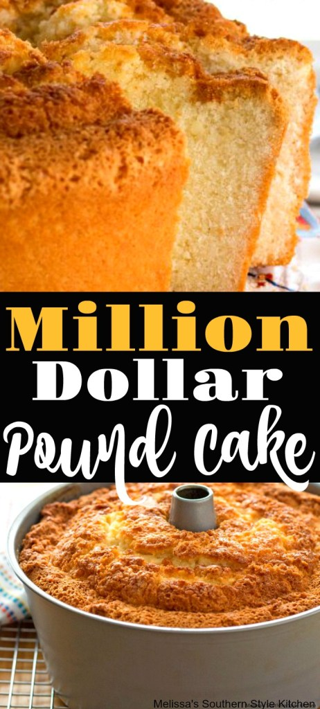 Million Dollar Pound Cake