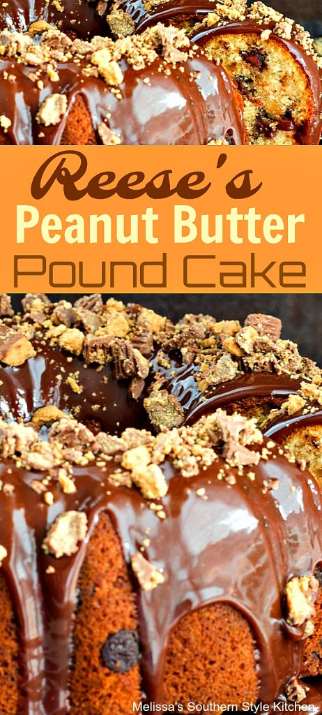 Reese's Peanut Butter Pound Cake