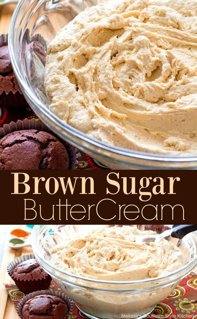 Brown Sugar Buttercream