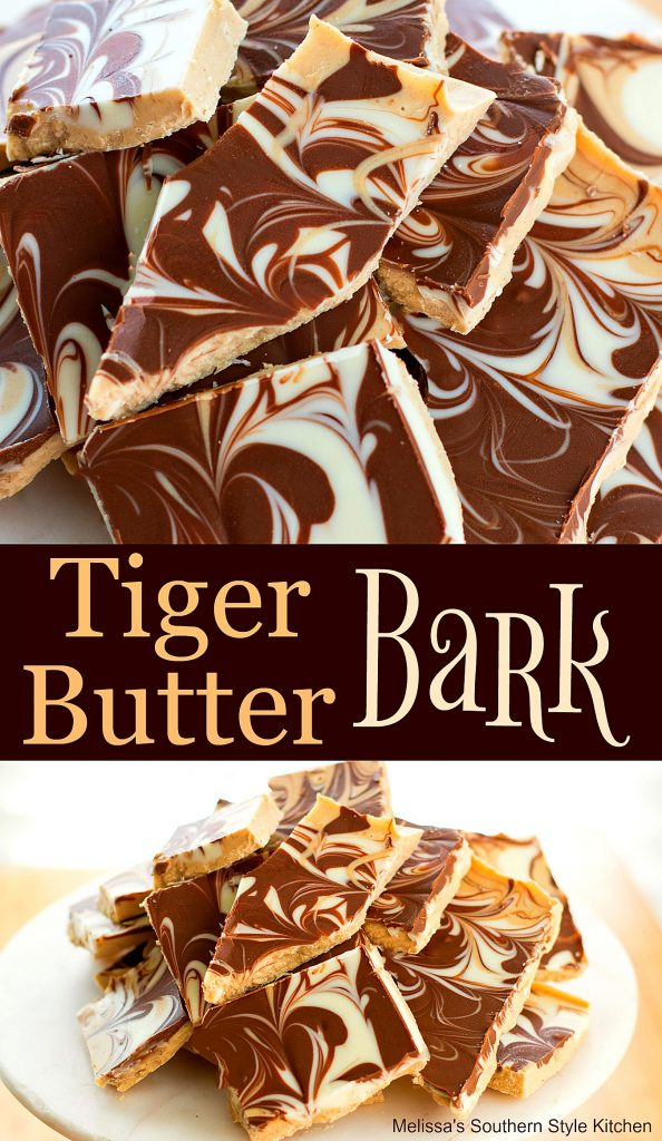 Tiger Butter Bark