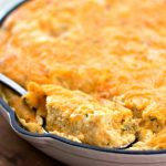 Cheddar Chive Spoon Bread