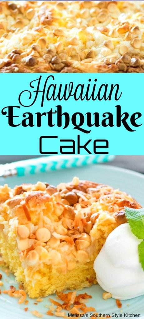 Hawaiian Earthquake Cake