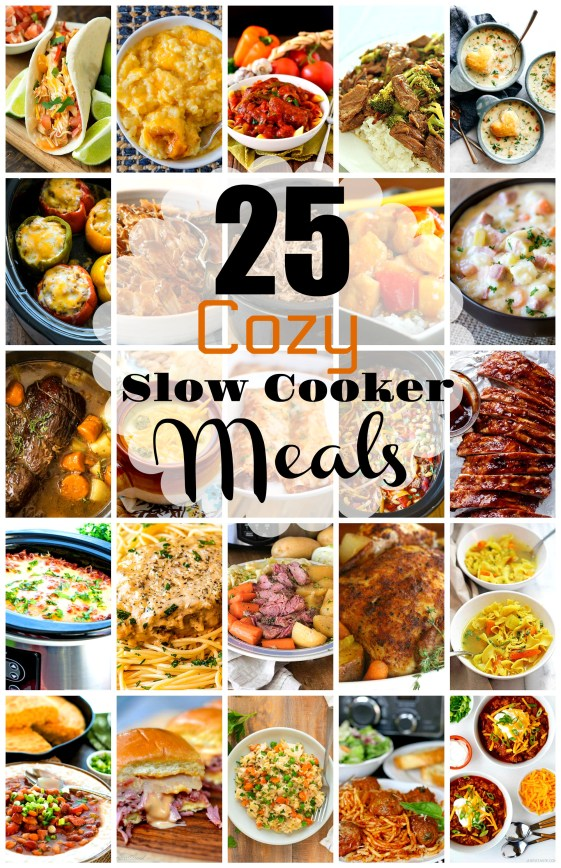 25 Cozy Fall Meals You Can Make In A Slow Cooker