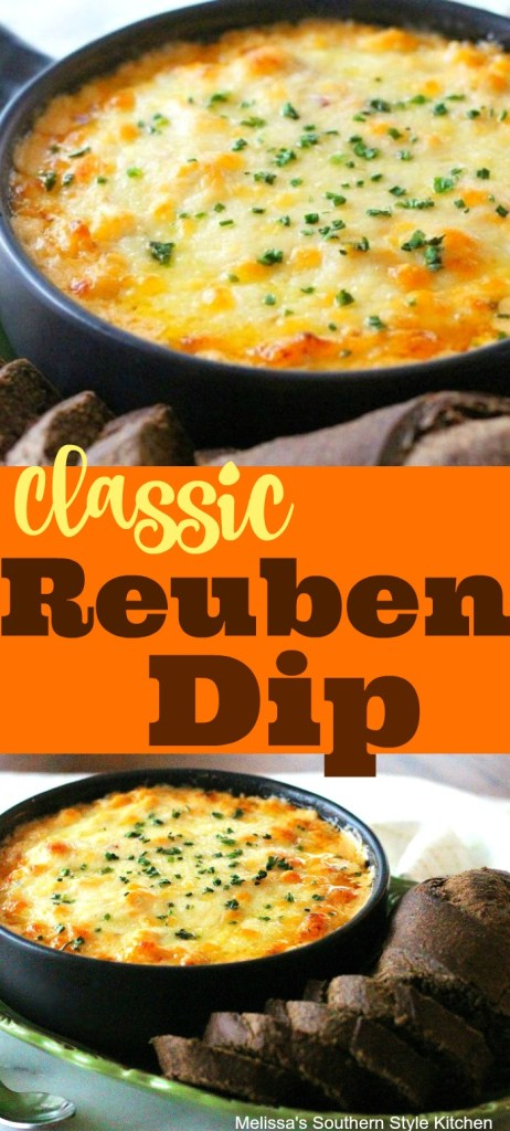 Classic Reuben Dip