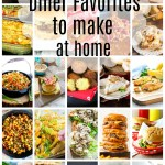 36 Diner Favorites You Can Make At Home