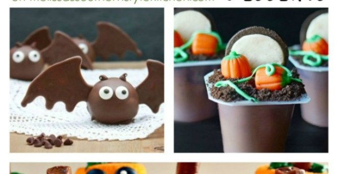 25 Not-So-Scary Halloween Desserts