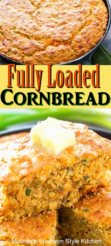 Fully Loaded Cornbread