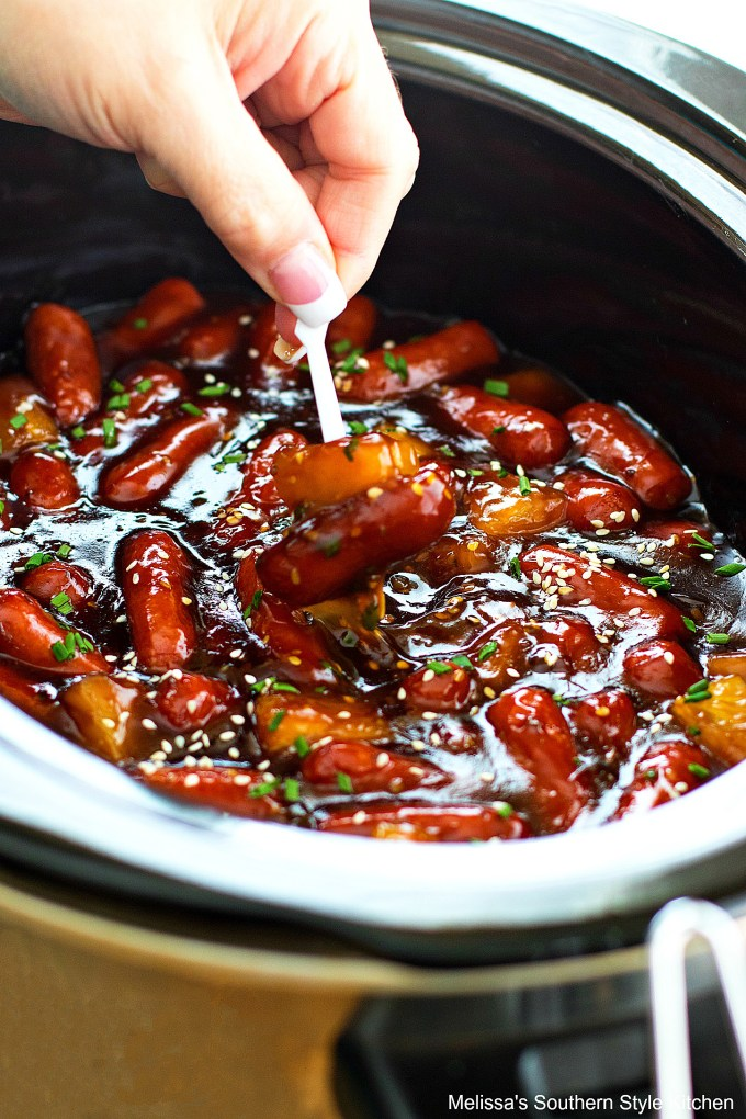 Honey Teriyaki Little Smokies