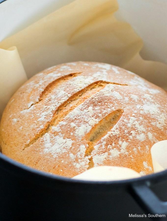 Dutch Oven Sourdough Bread