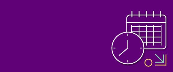 Productivity & Time Management Calendar