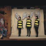 Η Ιζαμπέλα Ροσελίνι ντύνεται μέλισσα και μιλάει για το CCD