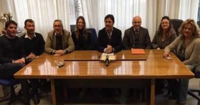 Comune di Melito di Napoli - nuova giunta comunale