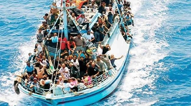 IL PROBLEMA DELL'IMMIGRAZIONE IN ITALIA ED IN EUROPA