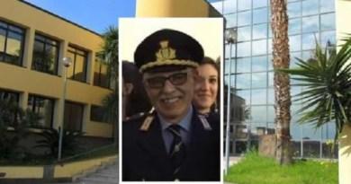 Comandante vigili urbani Melito Domenico Cecere