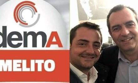 """MELITO. DEMA SCENDE IN CAMPO A SOSTEGNO DI LELLO CAIAZZA: """"RISCATTEREMO LA CITTA'"""""""