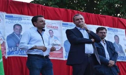 Caiazza: io sindaco di strada come De Magistris