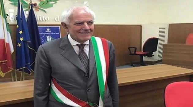 Sindaco Antonio Amente