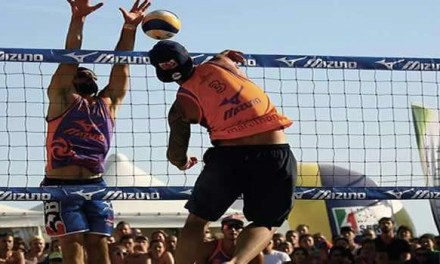 AL KEY RESORT DI LICOLA I CAMPIONI DEL BEACH VOLLEY ITALIANO