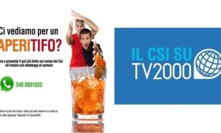 IL CALCIO DEL CSI IN DIRETTA TV