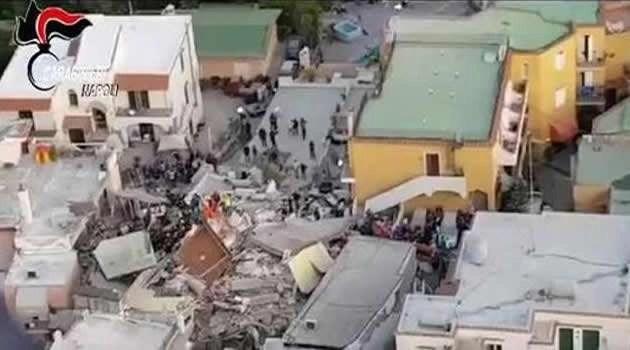 Ischia terremoto