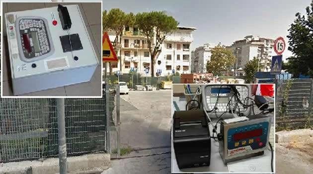 MELITO: ISOLA ECOLOGICA VIA MADRID, SI RIPRENDE A PESARE I RIFIUTI
