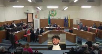 Melito - consiglio comunale dissesto Renato Rinaldi DeMa
