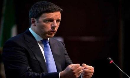 Matteo Renzi a Giugliano, sabato pomeriggio a Palazzo Palumbo