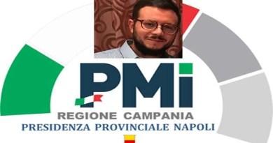 PMI Regione Campania - il presidente Giuseppe Angrisani