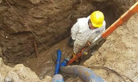 Melito, manca l'acqua per un guasto alla rete idrica