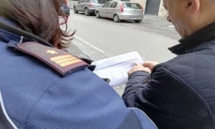 Sant'Antimo: controllo caschi bianchi, chiusa agenzia funebre