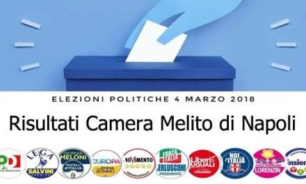 Elezioni politiche 4 marzo 2018: Camera, il voto a Melito