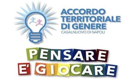 """A Casalnuovo arriva """"Pensare è Giocare"""", il nuovo campo estivo finanziato dalla Regione Campania"""