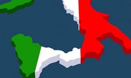 ITALIA, UN IMPEGNO PER IL SUD