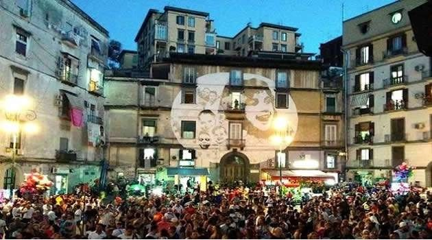 Napoli - Maratonina al quartiere Sanità