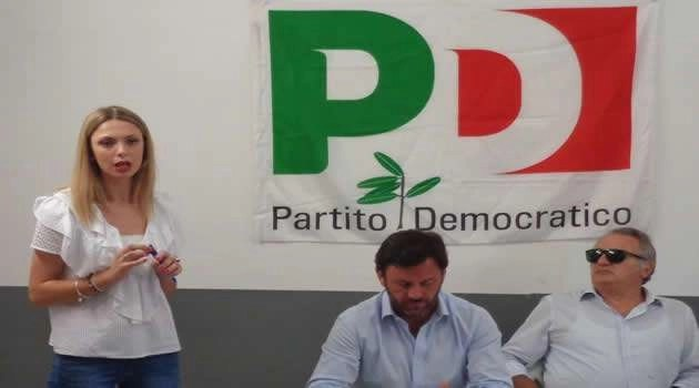 Melito - Partito Democratico Dominique Pellecchia