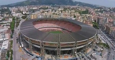 Napoli - stadio San Paolo