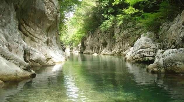 Il parco nazionale del Cilento, Vallo di Diano e degli Alburni