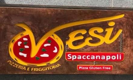 Il marchio Vesi arriva anche a Caserta
