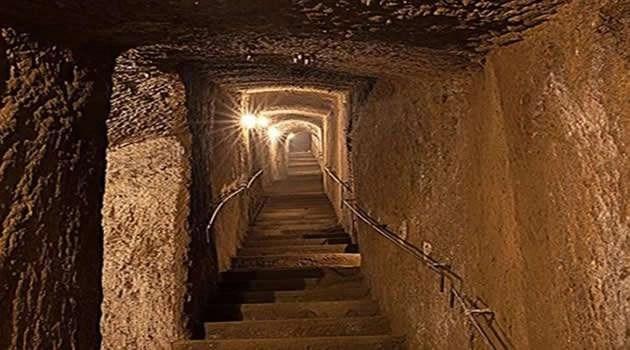 Napoli dei misteri sotterranei