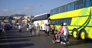 Pozzuoli - bus turistici