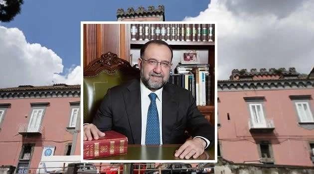 Dimissioni dalla carica di Sindaco di Sant'Antimo