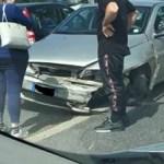 Casoria. Incidente stradale tra tre vetture: diversi feriti