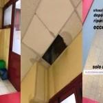 Melito, I danni dovuti alla pioggia: scuola chiusa e bimbi a casa
